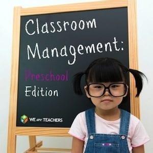 Classroom Management in Preschool
