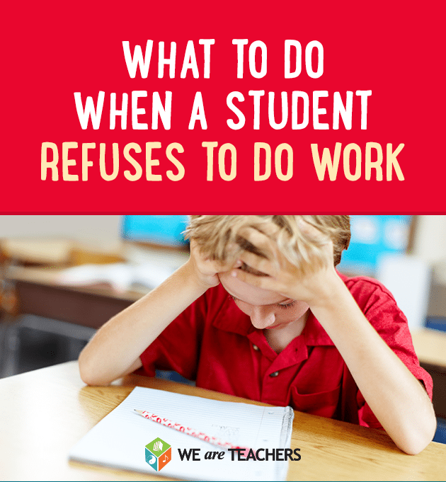Understanding Shut Down Learners >> 9 Ways To Respond When A Student Shuts Down Weareteachers