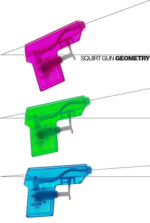 Squirt geometry