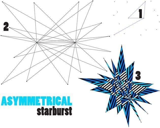 starburst-geometry