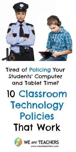 Stop Policing Classroom Computer Time