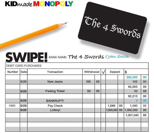 Swipe-Example