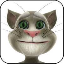Talking Tom Cat Writing App