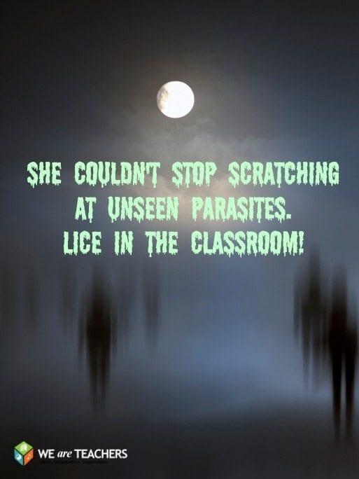 Real Teacher Horror Stories