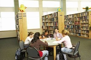 Student-centered round table discussion