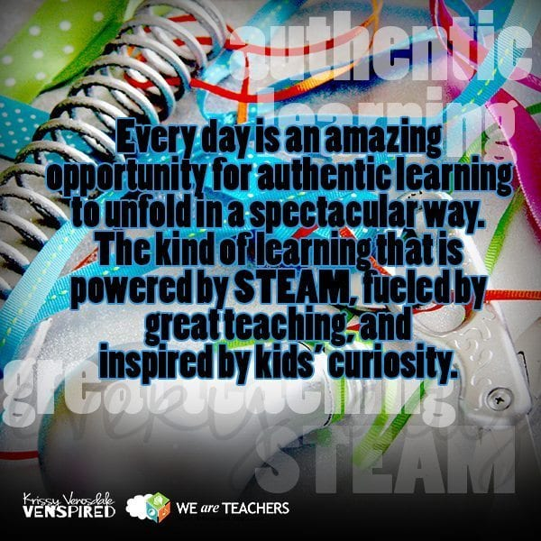 Have you tried STEAM in your classroom?