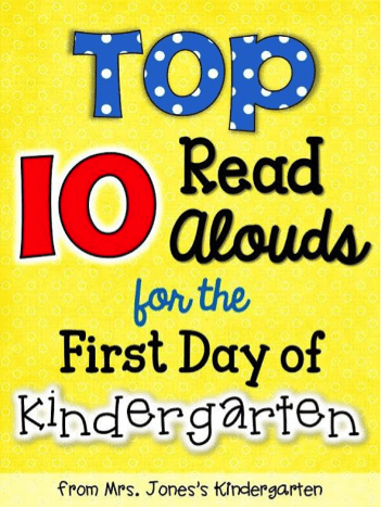Choose amazing read-a-louds