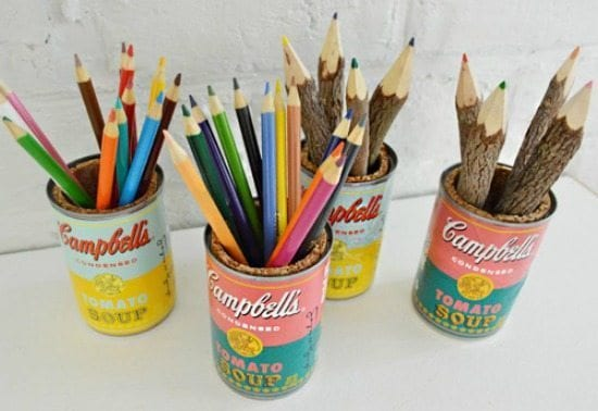 turning-soup-into-pop-art-pencil-cups