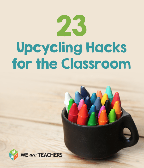 Upcycle-Hacks