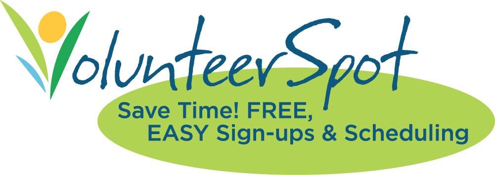 volunteer spot logo