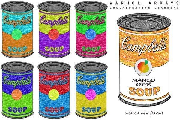 Warhol Arrays