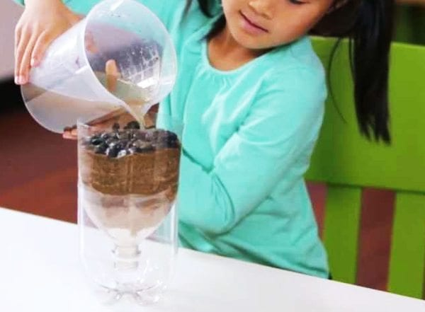 Water-Filtration-Experiment