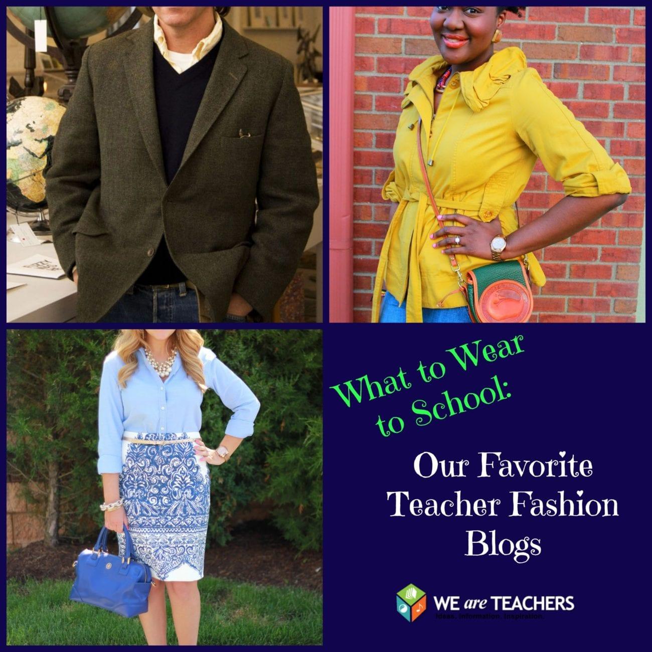 Our Favorite Teacher Fashion Blogs