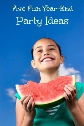 year end party ideas