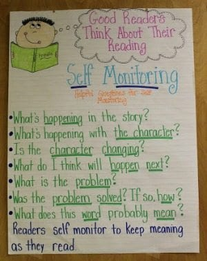 anchor charts for reading