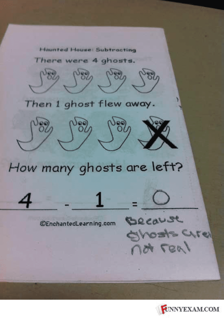 29 Times a Student\'s Test Answer Made Us LOL - WeAreTeachers