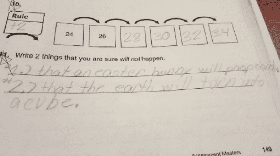 29 Times a Student's Test Answer Made Us LOL - WeAreTeachers