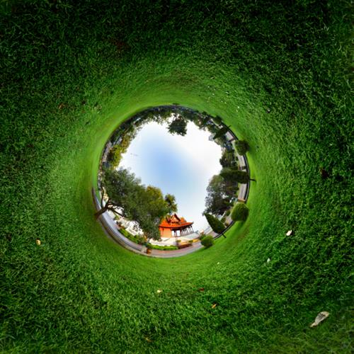 Give yourself a 360-degree view