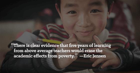 ASCD Eric Jenson Quote