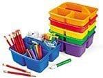 Classroom Supply Caddies