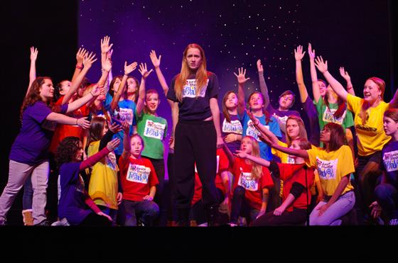 Showtime! 9 Perfect Musicals for the Middle School Set