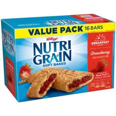 snacks school supplies list