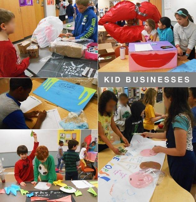 Kid-Businesses