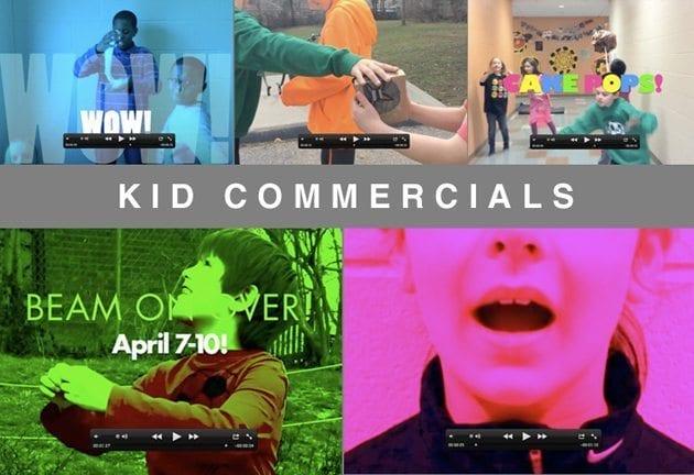 Kid-Commercials