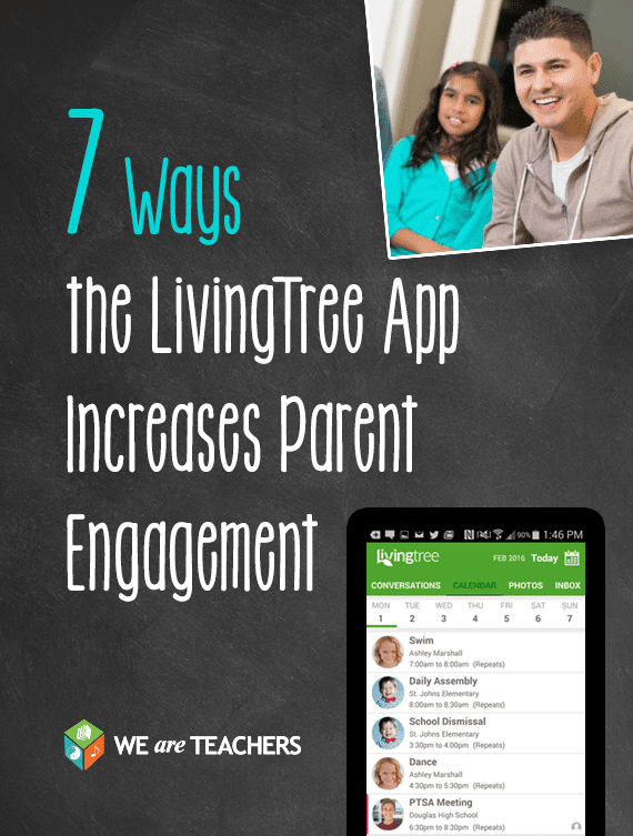 A parent teacher communication app for everyone.