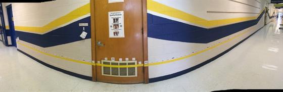 Number Hallway