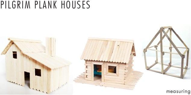 Pilgrim-Plank-Houses