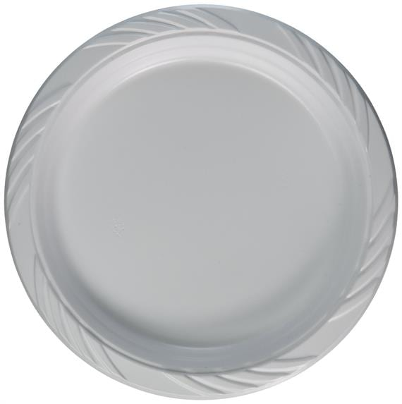 Plastic plates for whiteboards and parties