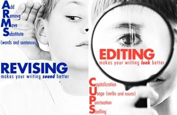 Revising-Vs-Editing