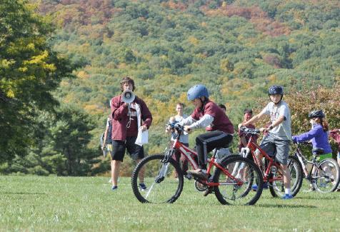 SJ Bike Race