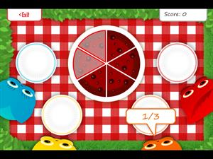 Squeebles Fractions: Correcting Misconceptions