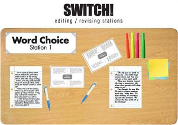 Writing-Switch-Stations