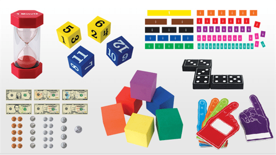 Innovative Math Classrooms ~ Creative ways to use math manipulatives in your classroom