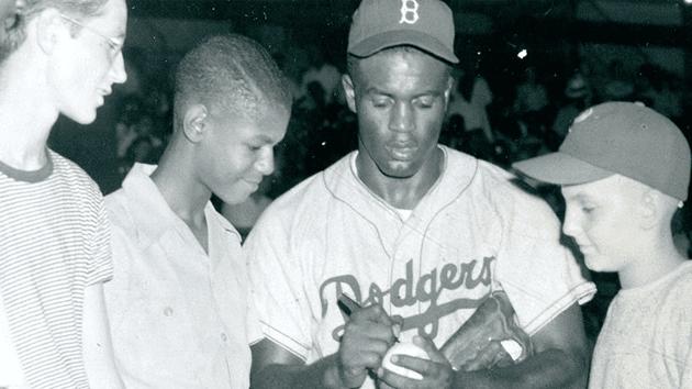 The Diversity and Tenacity of Jackie Robinson