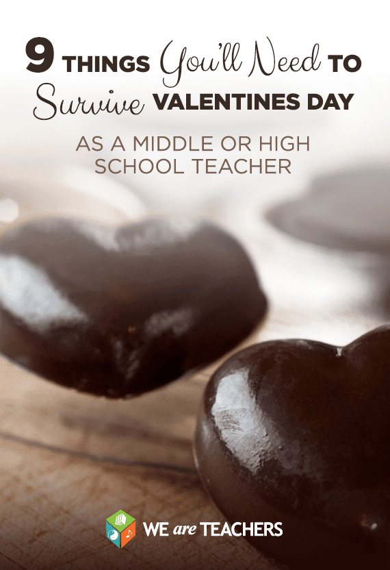 Teacher Valentines Day