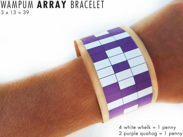 Wampum-Array-Bracelet