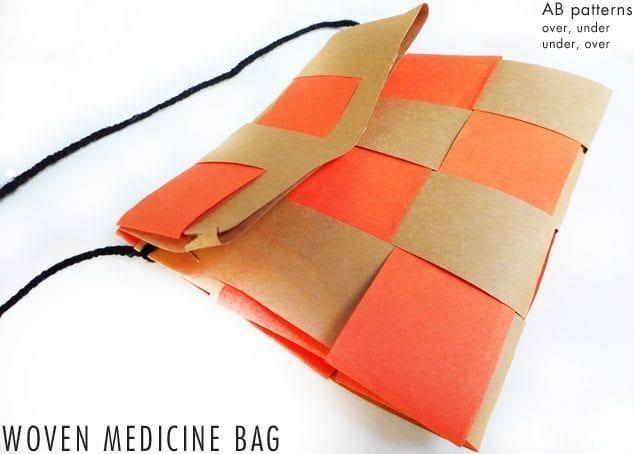 Woven-Medicine-Bag