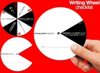 Writing-Wheel-Checklist