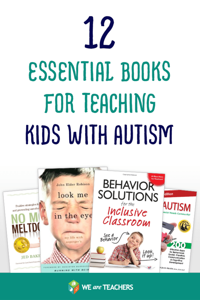 12 Essential Books for Teaching Kids with Autism