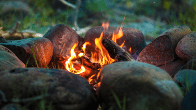 Primary Source Analysis: A Campfire Conversation