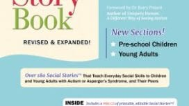new social story book cover page