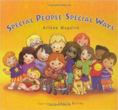 special people special ways book cover