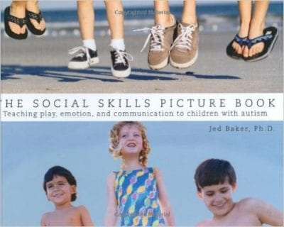 the social skills picture book cover