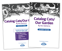 Catalog Cats Short Story + Teaching Guide