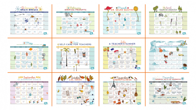 Free Printable 2020 Teacher Calendar - WeAreTeachers