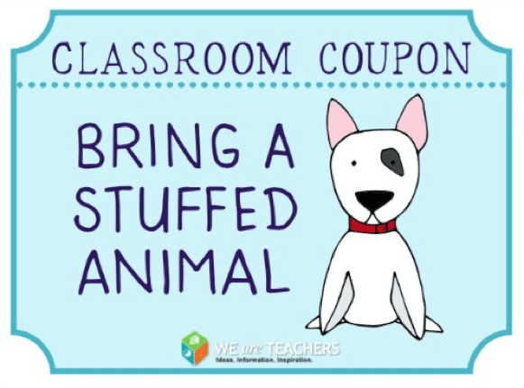 Classroom Coupons - 20 Creative K-5 Classroom Incentives Your Students Will Love